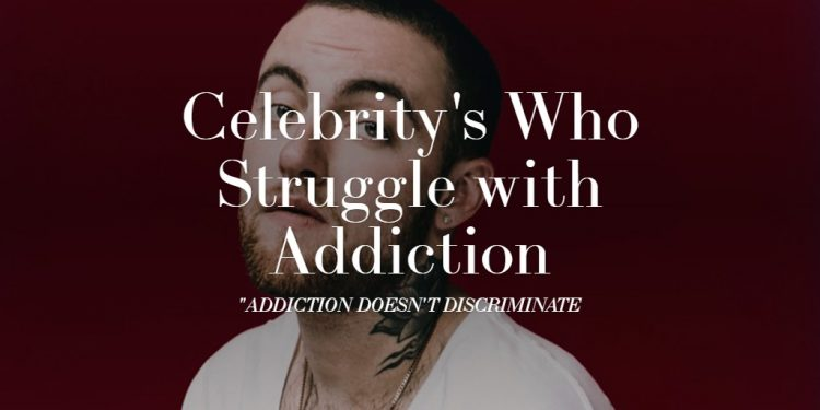 addictions and fame