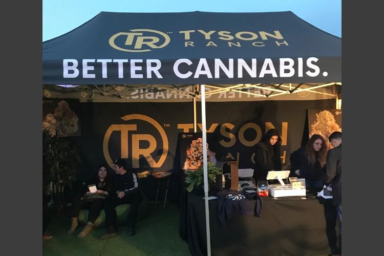 tyson ranch marijuana movement