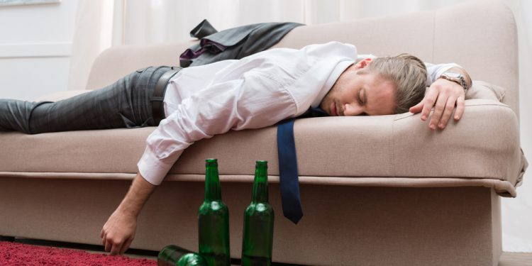 Drinking Alcohol And Sleep